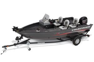 New Tracker Pro Guide V-16 SC Freshwater Fishing Boat For Sale