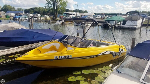 Used Crownline 180 LPX Bowrider Boat For Sale