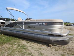 Used Sweetwater 220 Pontoon Boat For Sale