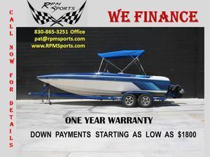 Used Advantage 21 SR21 SR High Performance Boat For Sale
