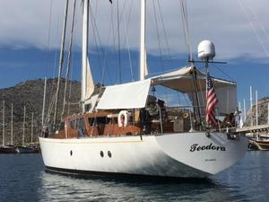 Used Mostes & Sons - Genova Italy Swan 72 Cruiser Sailboat For Sale