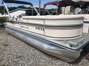 Used Harris Super Sunliner 220 Pontoon Boat For Sale