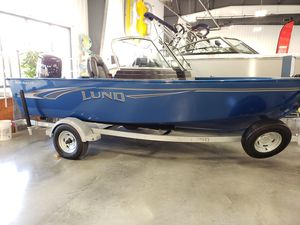 New Lund 1650 Rebel XS Sport1650 Rebel XS Sport Aluminum Fishing Boat For Sale