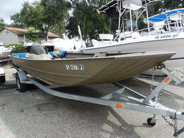 Used G3 1966 Jon Boat For Sale