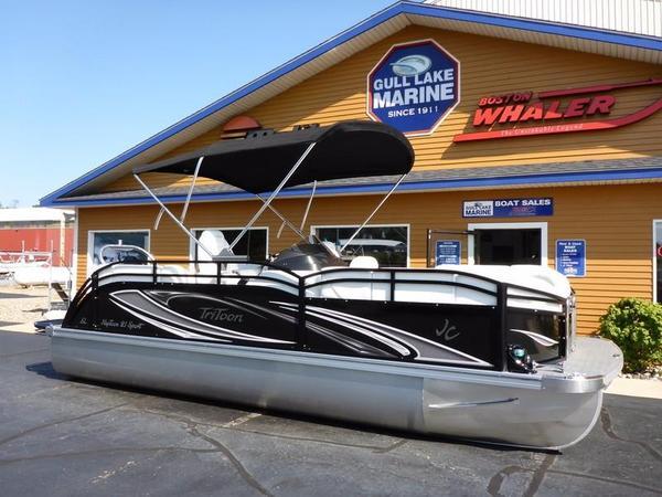 New Jc Tritoon Marine Pontoon Boat For Sale