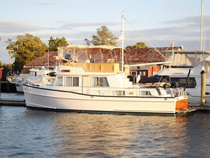 Used Grand Banks 42 Aft Cabin Boat For Sale