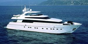 Used Sanlorenzo 88 Motor Yacht For Sale