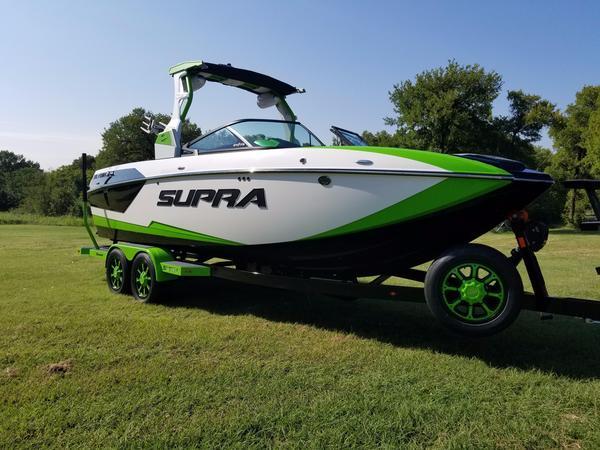New Supra SL 450SL 450 Ski and Wakeboard Boat For Sale