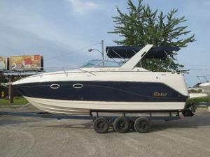 Used Rinker 270 EC Cruiser Boat For Sale