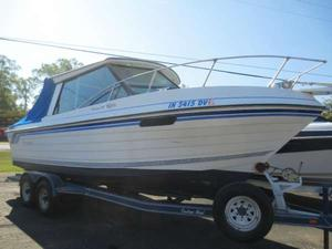Used Thompson 240 HT Freshwater Fishing Boat For Sale