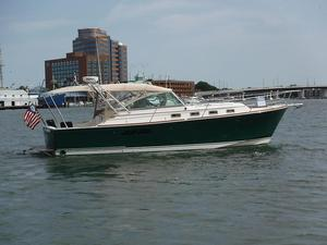 Used Sabre Yachts Express Cruiser Boat For Sale