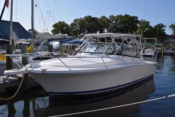 Used Luhrs 28 Open Cruiser Boat For Sale