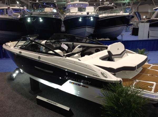 New Monterey 218SS218SS Bowrider Boat For Sale