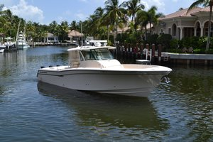 Used Grady White Canyon 366 Sports Fishing Boat For Sale