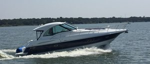 Used Cruisers Yachts 420 Sport Coupe Express Cruiser Boat For Sale