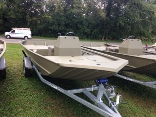 New Lowe Roughneck 1660 Pathfinder Tunnel Jon Boat For Sale