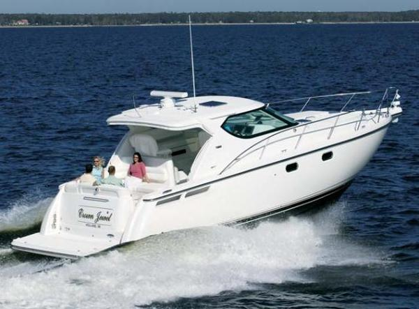Used Tiara 4000 Sovran Motor Yacht For Sale