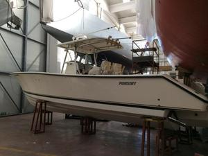 Used Pursuit 3480 Center Console Center Console Fishing Boat For Sale