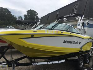 Used Mastercraft X20 Ski and Wakeboard Boat For Sale