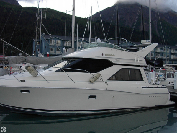 Used Bayliner 3258 Avanti Cruiser Boat For Sale