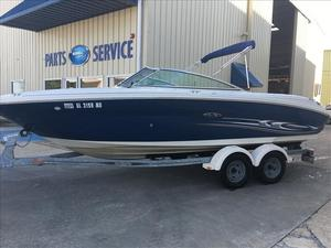 Used Sea Ray 220 Select Ski and Wakeboard Boat For Sale