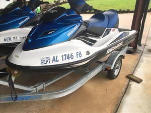 Used Sea-Doo GTX 215 Personal Watercraft For Sale