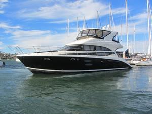 Used Meridian 441 Sedan Flybridge Boat For Sale