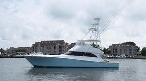 Used Viking 56 Convertible Sports Fishing Boat For Sale