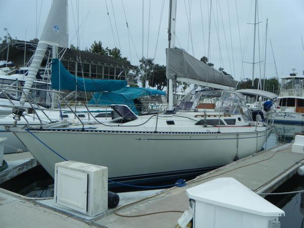 Used C&c 38 MK III Sloop Sailboat For Sale