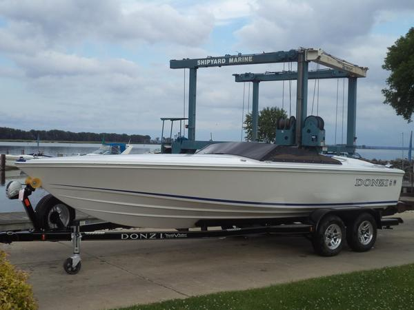 New Donzi 22 Classic High Performance Boat For Sale