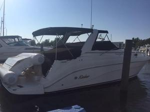 Used Rinker Fiesta Vee 342 Cruiser Boat For Sale