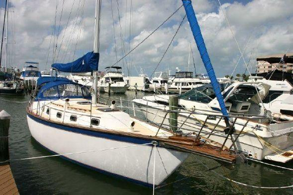 Used Endeavour Plan B Sloop Cruiser Sailboat For Sale
