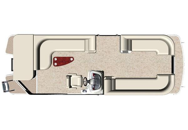 New Aqua Patio 240 Other Boat For Sale