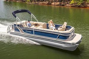 New Sanpan 2500 FE Pontoon Boat For Sale
