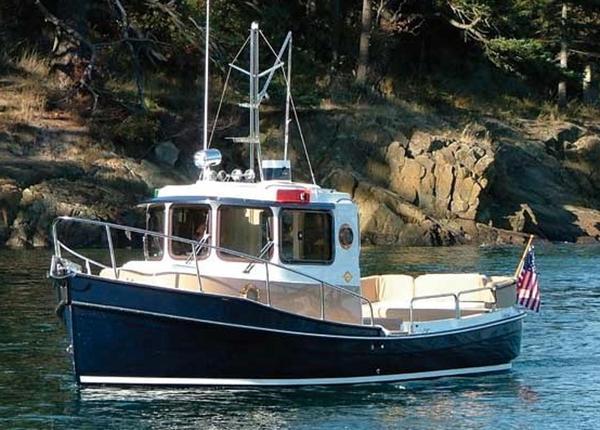 New Ranger Tugs R-21ec Trawler Boat For Sale