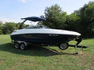 Used Sea Ray 240 Sundeck Runabout Boat For Sale