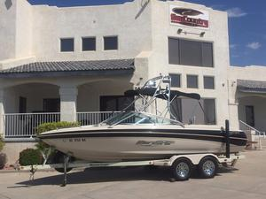 Used Mastercraft MariStar 210 VRS Runabout Boat For Sale
