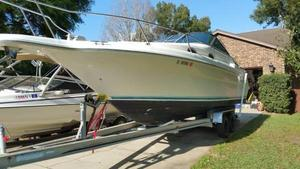 Used Sea Ray Sundance 270 Ski and Fish Boat For Sale