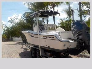 Used Grady-White Advance 257 Saltwater Fishing Boat For Sale