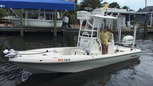 Used Ranger 2310 Bay Ranger Saltwater Fishing Boat For Sale