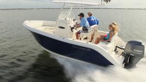 New Cobia 201cc Center Console Fishing Boat For Sale