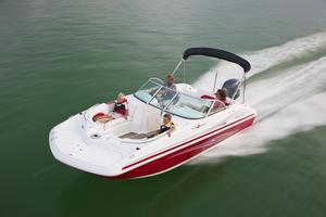 New Hurricane SunDeck 187 OB Deck Boat For Sale