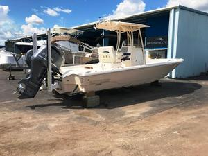 Used Pathfinder 2600 TRS Bay Boat For Sale