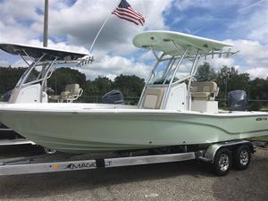 New Sea Fox 240 Viper Bay Boat For Sale