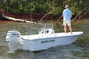 New Sea Pro 172 Bay Boat For Sale