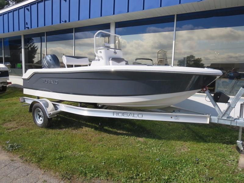 2018 new robalo center console fishing boat for sale for Fishing boats for sale in michigan