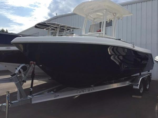 New Robalo R222 EX Center Console Fishing Boat For Sale
