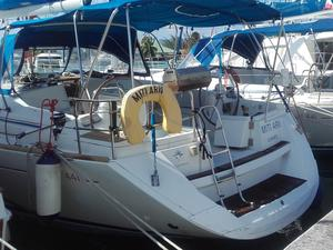 Used Jeanneau Sun Odyssey 44I Cruiser Sailboat For Sale