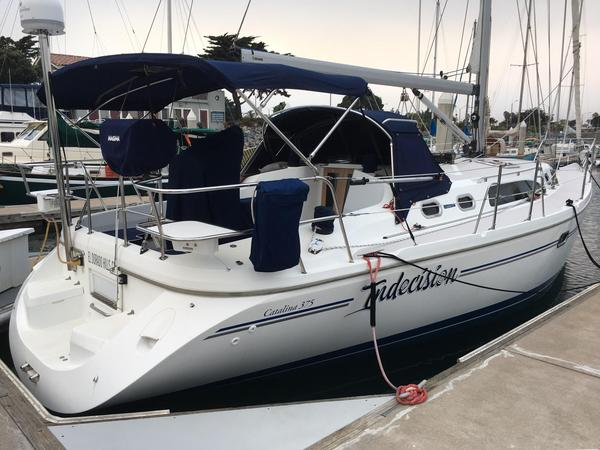 Used Catalina 375 Racer and Cruiser Sailboat For Sale