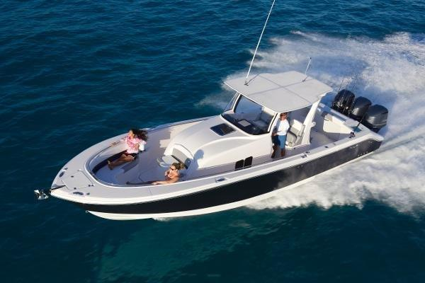 New Edgewater 370 CC Saltwater Fishing Boat For Sale
